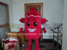 Wholesale Fire Hydrants - fire hydrant mascot costume free shipping,high quality cheap plush Hydrant mascot cartoon set adult type,Can be replaced design.