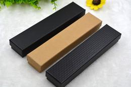 2019 caixas de jóias de embalagem de veludo Conjunto de Jóias de papelão Caixas para Colar Embalagem caixa de jóias casos Mostrar contas pulseira caixa de presente XZ66