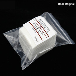 Wholesale Guided Wire - Japanese Cotton Pads for electronic cigarette DIY atomizer heating wire dedicated oil guide cotton organic cotton 10 PCS loaded genuine Muji