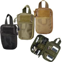 2019 poche à outils molle Militaire EDM Molle Poche Outils Accessoire Pochettes Tactical Taille Chasse Sacs Extérieure Flashlight Magazine Poche 20pcs Gratuit DHL / Fedex poche à outils molle pas cher