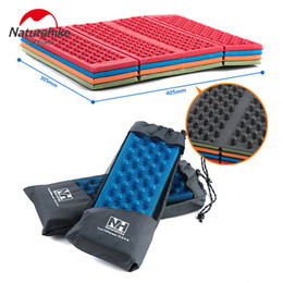 Wholesale Foam Chair Pads - Wholesale-Foldable Camping Mat Folding Outdoor Seat Foam EVA Cushion Pure Color Soft Portable Uneven Waterproof Chair Picnic Pad