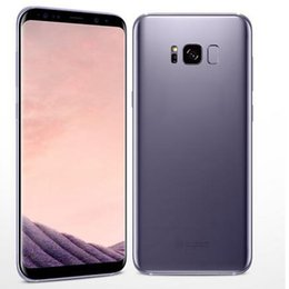 Wholesale Wholesale Sale Sim Cards - 100% New S8 Plus Smartphone 5.8Inch MTK6580 QuadCore Cellphone 1GB RAM 4GB ROM Smartphone Dual Camera 8MP Back Camera Smartphone Hot Sale