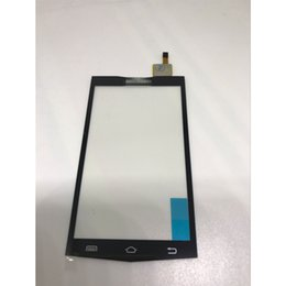 Wholesale Discovery Phones - Wholesale- Repair Tools+ 100% Original For Discovery V8 Smart Phone Capacitive Touch Screen Digitizer Replace Panel Black