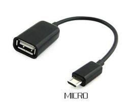 Wholesale Asus Nexus Usb - Wholesale- USB Host OTG Cable Connection Adapter For Google Nexus 7 Lenovo Ideatab A2109 For Asus MeMO Pad ME172V VivoTab Smart ME400C