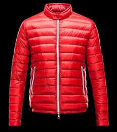 Wholesale Discount Winter Clothes - Wholesale Discount Brand Jacket Winter Clothes Down Jackets Luxury Men Coats Monc Rigel Style Duck Down Coats