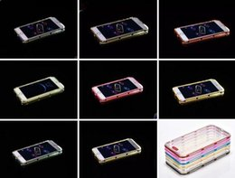 Wholesale Soft Silicone S4 - Bling Incoming Call Flash LED Light Up Case For Samsung E5 E7 S3 S4 S5 On5 On7 G355H G530H Xiaomi 5 MI5 NOTE Redmi MOTO G2 G3 Soft TPU Cover