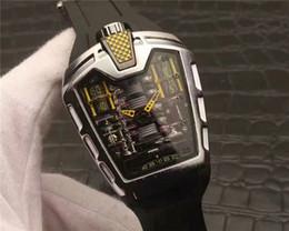 Wholesale Car Battery Water - AAA Top brand watch F1 Sports car Logo watches Luxury Men's Watches waterproof Japan movement Mens Quartz Wristwatch Q8 Relogio Masculino