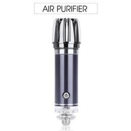 Nouveau Mini Purificateur D'air Désodorisant 12 V Mini Voiture Auto Air Frais Purificateur Ionique Purificateur Barre D'oxygène Ozone Ioniseur Nettoyant ? partir de fabricateur