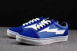 Wholesale Womens Discount Running Shoes - Revenge X Storm Old Skool Training Sneakers,discount Cheap 2017 new Mens Womens Fashion Casual skate shoes,top Retro Sports Running Boots
