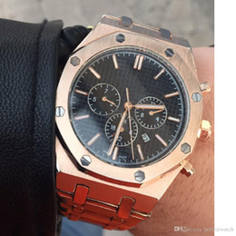 Wholesale Gold Mechanical Men Watches - Free shipping Men Watches Winner Royal Black Rose Gold Watch Top Luxury Brand Relogio Male Skeleton Stainless steel Mechanical Watch