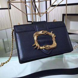 Wholesale Envelope Mini - Luxurious Brand Genuine Leather Messenger Bags Famous Brand Women Shoulder Bags Envelope Woman Clutch Bag Small Crossbody bag WX148193375