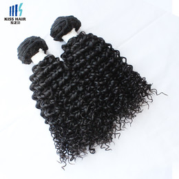 Wholesale Afro Braiding - Top Quality Braid Virgin Hair Mongolian Kinky Curly Hair 3 Bundles Afro Kinky Curly Style Unprocessed Remy Human Hair Weave