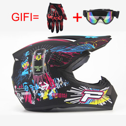 Wholesale Downhill Helmets - Wholesale- Free shipping Top ABS motorcycleMotobiker Helmet Classic bicycle MTB DH racing helmet motocross downhill bike helmet S M L XL