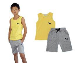 Wholesale Nova Baby Boys Clothing - Wholesale- nova baby clothing Girls T shirt Fashion Children T shirts Cotton Baby Girls T shirts kids summer vest