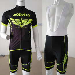 Wholesale Team Edition Cycling Clothing - Brand new mesh Italy material professional bicycle clothing   team edition fluorescent yellow 2017 cycling Jersey