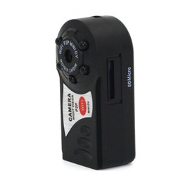 Mini telecamera Q7 all'ingrosso 480P Wifi DV DVR Wireless IP Cam nuovissimo Mini videocamera Registratore digitale a infrarossi Night Vision cheap wifi camera sd recorder da registratore di sd della macchina fotografica wifi fornitori