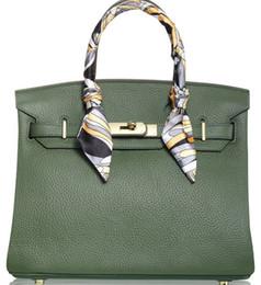 Wholesale ladies uk - women bag shoulder handbag tote Hollywood lady new arrive original BE UK France CA wallet Togo Epsom genuine leather bag Paris US EUR