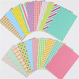 Wholesale Deco Labels - Wholesale- 20 PCS   Pack New Cute Polaroid Pastel Color Photo Frame Sticker Note Deco Label Multifunction