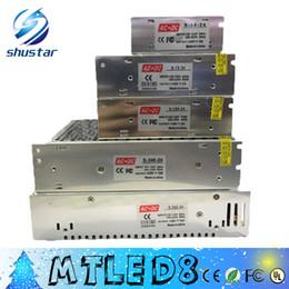 Wholesale Led Lights For Factories - Factory direct sale DC 24V 2A 3A 5A 10A 20A 25A 40W ~ 600W led Transformer Switch Power Supply for Led Strip billboard & LED light