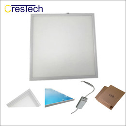 Wholesale Led Surface Mount Light Panel - LED panel lights long lifespan 5 yrs warranty embedded and surface mounted available commercial home ceiling lights
