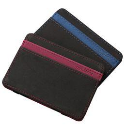 Argentina Joemel Korean Style Nueva personalidad Magic Spell Magic Wallet Magic Miniatura paquete de tarjeta Monedero cheap magic wallets Suministro