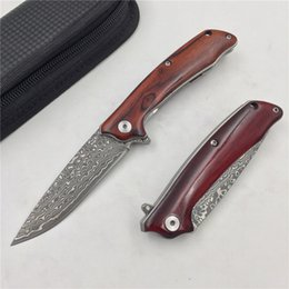 Wholesale Forged Tool Steel - Free shipping, new small fish forging Damascus high hardness outdoor knife travel portable small knife fruit knives EDC tools