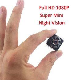 Wholesale wide angle hd camera - SQ8 Mini DV Spy Camera Full HD 1080P Video Recording Wide Angle 12MP CMOS Wireless Motion Detecting Hidden Video Camera Sports DVR