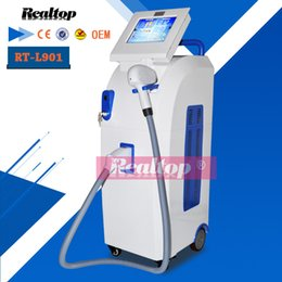 Wholesale Depilation Laser - Strong Power!!! Clinic Salon Spa use 808 depilation laser hair removal,diodo laser cooling system,hair loss 808nm diode lazer machine