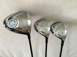 Wholesale Loft Golf Driver - Golf Clubs XXIO9 MP900 Driver 10.5 loft + 3# 5# Fairway woods Regular Flex 3PCS XX10 MP900 Golf Woods Right hand