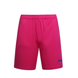 Wholesale Red Hot Pants Shorts - Hot badminton tennis sports shorts new sweat - man   woman running fitness pants comfortable free shipping M-XXXXL