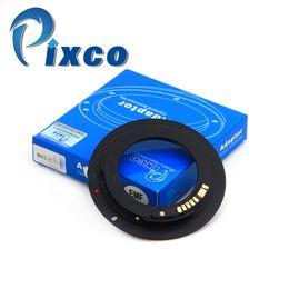 Wholesale Camera Mark Ii - Wholesale- Pixco EMF AF Confirm Non-autofocus L.ens Adapter Suit For M42 Mount to C.anon E.OS Camera 7D Mark II 5DIII 650D 60D 700D