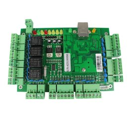 Wholesale Access Boards - Wholesale- Generic Wiegand TCP IP Network Entry Access Control Board Panel Controller for 4 Door 4 Reader F1648G