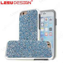 Wholesale Diamond Bumpers - 2017 new case For iPhone 7 Luxury Diamond Case Crystal Luxury Glitter Bling Soft TPU Back Cover Hard PC Bumper for iphone6,6 plus,7 plus