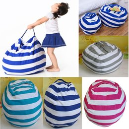 Wholesale Household Items Free Shipping - Children 's large plush toys storage bags household items storage large - capacity spherical with a handle zipper free shipping