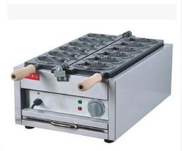 Wholesale Fryer Machine - fish type waffle machine,electric Japanses open mouth taiyaki making maker fryer