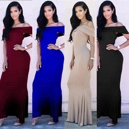 Wholesale Cheap Long Prom Dresses Wholesale - Sexy Formal Evening Dresses 2017 Cheap Long Sheer Prom Party Gowns Evening Wear Dress DHL Free