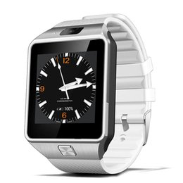Wholesale Iphone Mate - Bluetooth QW09 Smart Watch Phone Mate Sports RAM ROM For Android for iPhone for Samsung