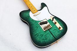 Wholesale Guitar Body Green - New Arrival Custom Shop Electric Guitar Merle Haggard Signature Tuff Dog - Excellent Quality, SUPER RARE,Green color