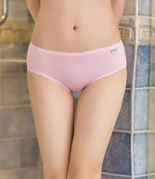 Wholesale Sexy Underwear Pants For Women - Wholesale Sexy Women's Panties Underwear for Women Pants Underpants Sexy Panties for Women Cotton Lingerie Pink Cowards Crotchless Lingerie