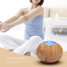 Dispositif d'aromatherapy de synchronisation d'utilisation de maison de bureau de SPA aucun diffuseur d'Aromatherapy d'huile essentielle de la protection 400ML ? partir de fabricateur