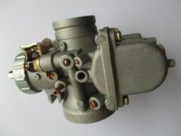 Wholesale Mikuni Carburetor - Mikuni Round Slide TS125 VM Series Carburetor 34mm Bore VM32-33 Kawasaki Norton Atlas 1987-1999 CARBURETOR YFM350 Carburetor