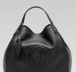 Wholesale Chain Closures - New Women Fashion Shoulder bag, leather bag handbag ,HOT SALE WOMEN BAGS SHOULDER HOBO BAG TOTE HANDBAGS ,Closure type hasp bags 282308