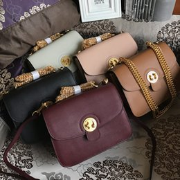 Wholesale Doctor Hard - Lady Cute Box Bag Shoulder Bag Real Leather Summer Cross Body 4Colors Women Fashion Bag High Quality #1291