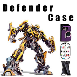 Wholesale Iphone 3in1 Packaging - Robot Defender Case 3in1 Hybrid Belt Clip Cover for iphone 7 6s 6 plus Samsung Galaxy S8 S7 S6 edge plus Opp Package
