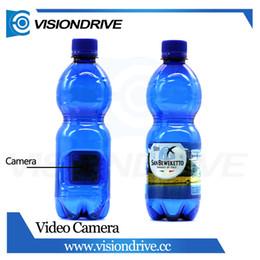 Wholesale Sd Card Voice Recording - K3 New style Mineral Bottle Camera Portable hidden Video Voice record camera handhold invisible camera support 64GB mini SD card