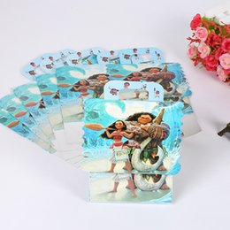 Wholesale Candy Tattoos - Party cartoon supply Cartoons Party Candy Boxes Birthday Party Favor Supplies + 30 pcs Tattoo Sticker Gift Wrap