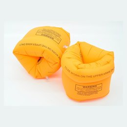 Wholesale Product Pool - Wholesale- Life Buoy Lightweight PVC Inflatable Life-saving New Airbag Portable Children Adult Pool Water Rescue Swimming Safety Products