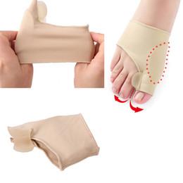 Big osso ortopédico Joanete Correção Pedicure Meias Silicone Hallux Valgo Corrector Chaves Toes Separador Ferramenta de Cuidados Com Os Pés 1 Par = 2 Pcs de