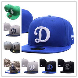 Wholesale LA Dodgers baseball hats Los Angeles Dodgers adjustable baseball Fitted hats Fast recovery baseball CAPS Snapback Hats Caps