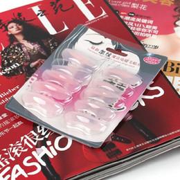 Wholesale Eyelash Perming Curl - Eyelash Perming Curler Perm Curling Root Lifting False Fake Eyelash Shield Pad Free Shipping